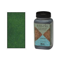 Eco-Flo Leather Dye - Forest Green (4oz)