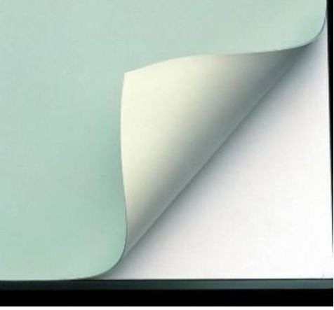 "VYCO ROLL-GREEN/CREAM 37.5""x10 Drafting, Engineering, Art (General Catalog)"