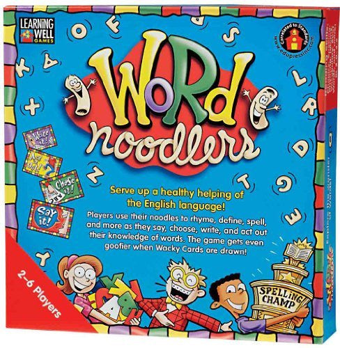 Vocabulary Building -  Star Words Game, Red Level