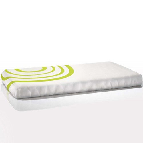 Fitted Crib Sheet Ripple-Lawn