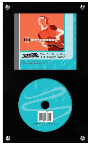 Onyx Cd Frame: Black, 7.65x12.5