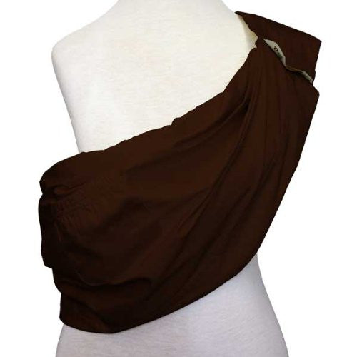 ADJUSTABLE BABY SLING - Chocolate