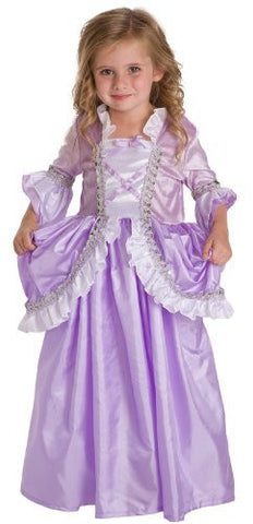 "*NEW* Royal Rapunzel (Lrg 5-7 yrs, child 6, 37"")"