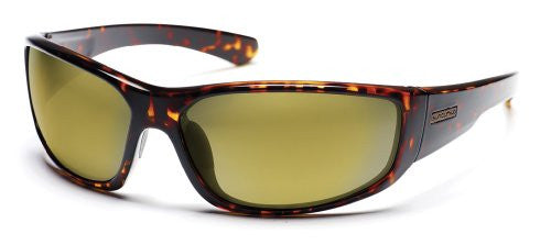 Pursuit Tortoise with Golden Mirror Polarized Polycarbonate Lens