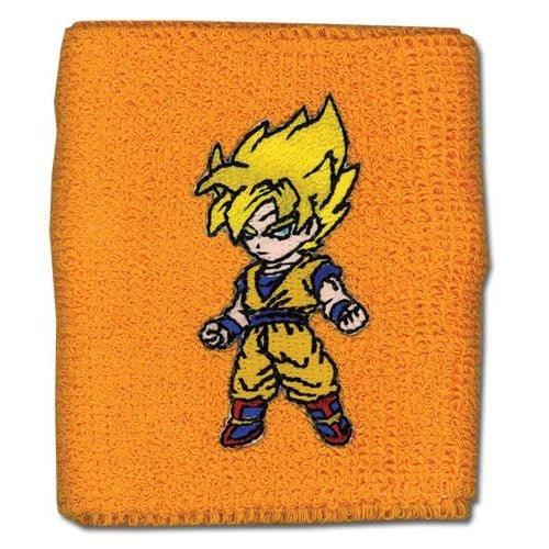 Dragon Ball Z Super Saiyan Goku Wristband