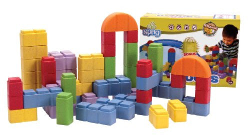 Eco Blocks - 50Pcs.