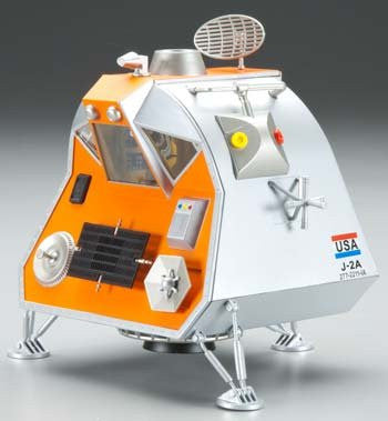 Lost in Space Space Pod 1:24 Scale Model Kit