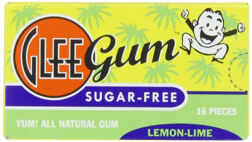 Sugar-Free Lemon-Lime Glee Gum