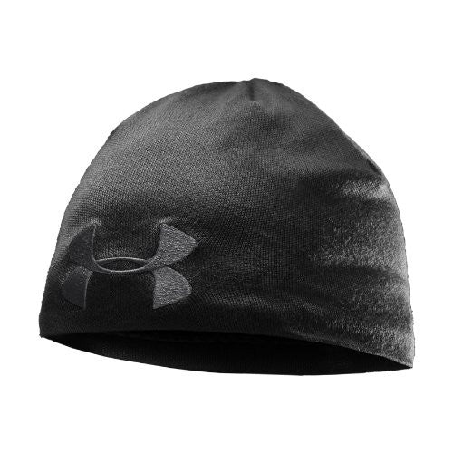 Solid Active Beanie - Black
