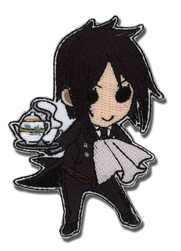 Black Butler Sebastian SD Patch