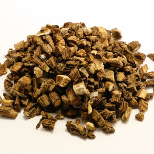 Bulk Burdock Root, Cut & Sifted, ORGANIC, 1 lb. package