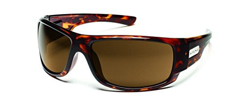 Impulse Tortoise with Brown Polarized Polycarbonate Lens