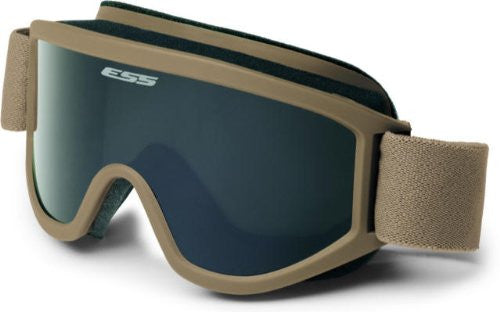 Eye Safety Systems 740-0207 Land Ops Goggles, Desert Tan