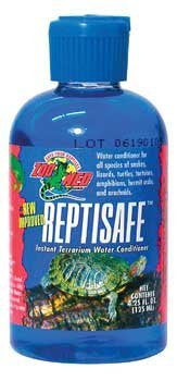 ZOO MED LABORATORIES INC REPTISAFE WATER CONDITIONER 8.75 OUNCE