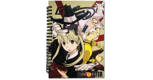 Soul Eater Maka And Soul Notebook