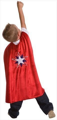 "*NEW* American Hero Cape (One size - ages 3-8, 24"")"