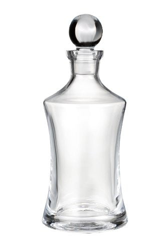 Hour Glass Decanter