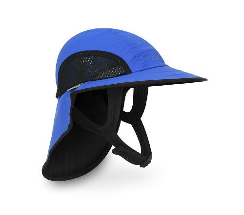 Offshore Water Hat, Royal Black, Large
