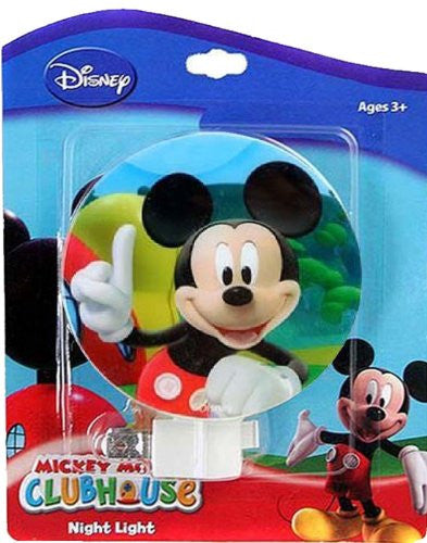 Disney Mickey Mouse Night Light, Style A