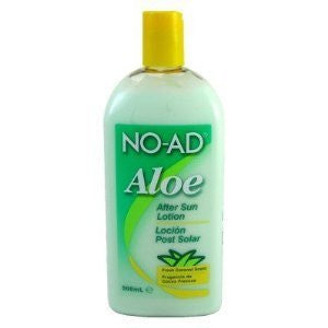 No-Ad Aloe After Sun Lotion 16 oz.