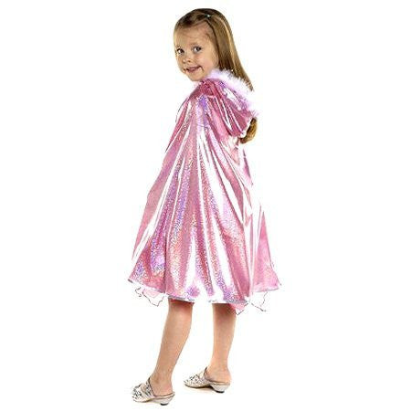 Glitter Princess Cape, M
