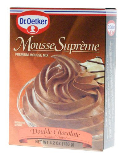 Double Chocolate Mousse 4.2 OZ