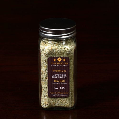 Lavender Rosemary - Sea Salt