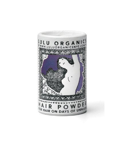 Lulu Organics Hair Powder - Travel Size (Scent Name: Jasmine)