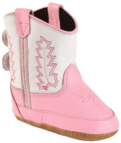 Old Western Poppets Pink Foot/White Shaft 2