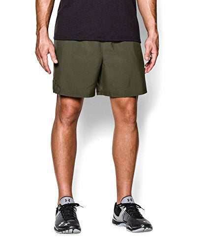 UNDER ARMOUR Tactical Training Short Marine OD Green XXXLarge