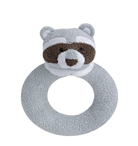 Ring Rattle - Raccoon