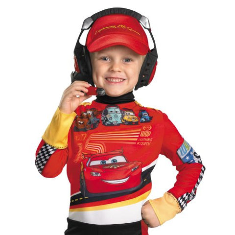 Jakks Cars 2 Head Set (Not in Pricelist)