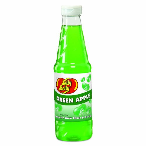 Jelly Belly Syrup - Green Apple
