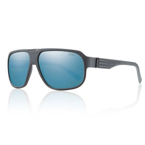 Gibson Matte Black with Polarized Gray Lens