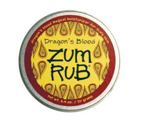 DRAGON'S BLOOD MAGICAL MOISTURIZER FOR SCALY SKIN DRAGON'S BLOOD ZUM RUB 2.5oz