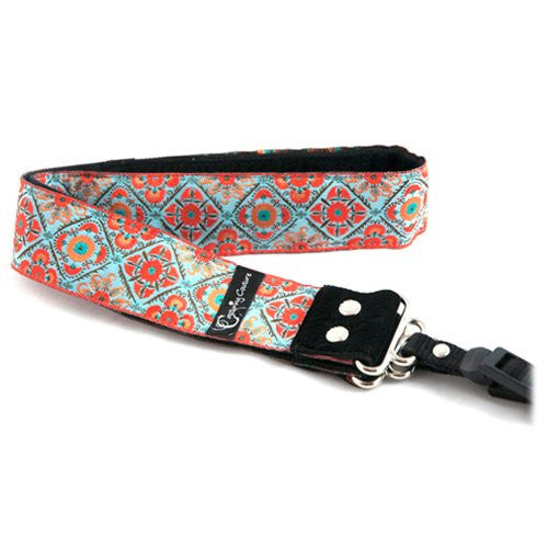 TROPICAL COLLECTION -  DSLR CAMERA STRAPS - SUMMER BLISS 1.5""