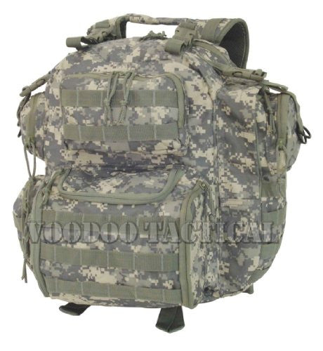 Improved Matrix Pack Backpack MOLLE - Hydration Compatible - Army Digital Camo