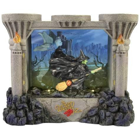 Wicked Witch Castle Lighted Box