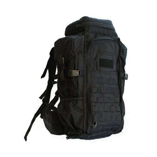 Halftrack Pack, Black