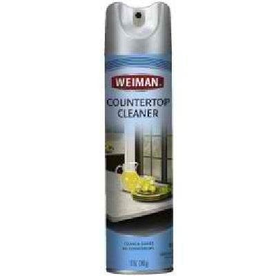 Weiman - COUNTER TOP CLEANER & POLISH 12oz. Aerosol