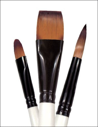 Simply Simmons Synthetic Mix Round Brush S/H 4