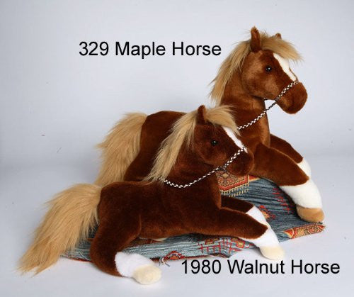 Maple - Chestnut Horse 22""