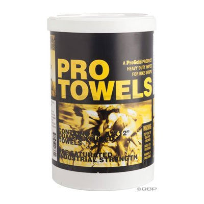 PROGOLD PRO TOWELS (TUBE OF 90 WIPES)'14