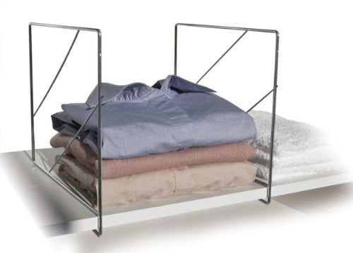 Neu Home Stackable Shelf Divider 2pc