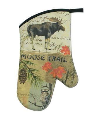 WILDERNESS TRAIL, MOOSE OVEN MITT