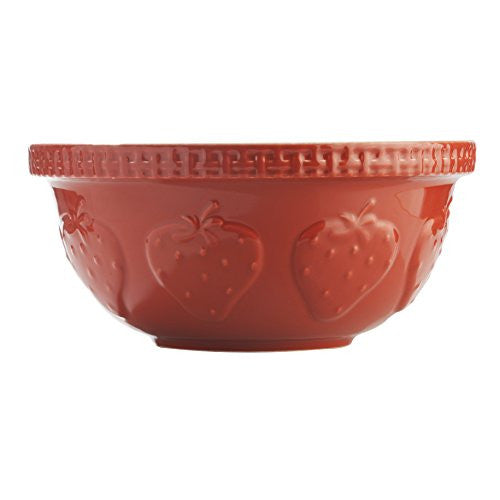 MC STRAWBERRY S12 MIXING BOWL 11.75x5.5""