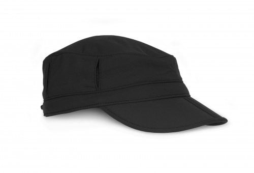 Sun Tripper Cap Large Black