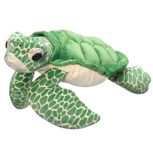 "Sea Turtle (Xtra Large) Plush Stuffed Toy 22"" Long"