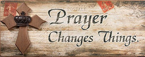 WORD SIGN PRAYER CHANGES THINGS