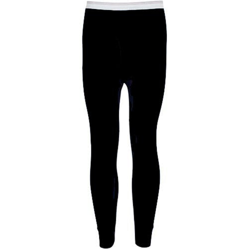 Indera Women's Icetex Cotton/Hydropur Pant (Black / Medium)